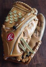 "Rawlings Baseball Glove RBG 129 WB 11"" Players Series. Left Hand Glove. Light Br"