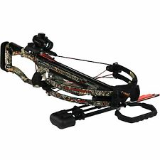 Barnett Raptor FX Crossbow Ready to Shoot Package w/Red Dot Scope 330FPS - NEW