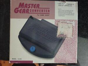 SEGA Master Gear Converter IN Box
