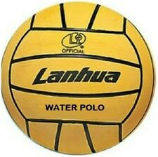 Water Polo Ball Men's full SIZE 5 or Womens SIZE 4 Lanhua Yellow game qualified