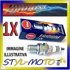 CANDELA NGK IRIDIUM SPARK PLUG CR9EIX SUZUKI DR 650 SET 650 2000