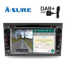 Android 7.1.2 DVD GPS  Autoradio für OPEL Zafira B Astra H Corsa D Meriva Vivaro