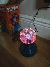 3.15 Inch Disco Fever - Plasma Light - Glass Globe - Creative Motion Industries