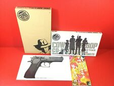 Used COWBOY BEBOP 4CDs BOX Limited Edition w / Booklet Yoko Kanno with 8 cm CD