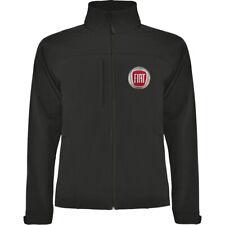 Fiat Abarth Softshell Jacket Parka Veste Mantel Jacke Chaqueta Giacca Blouson
