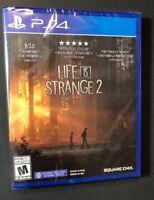 Life Is Strange 2 (PS4) NEW