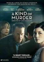 A Kind of Murder DVD 2017 Patrick Wilson, Jessica Biel DISC ONLY - NO COVER ART