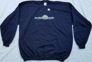 2003 Super Bowl XXXVII San Diego California Sweatshirt - Tampa Bay Buccaneers