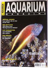Aquarium Magazine n°139 - Fougère de Java/ Les métiers de la mer et de l'eau