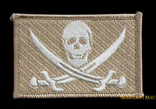 UDT HAT PATCH US NAVY CALICO JACK FLAG USN IRAQ SEAL TEAL SPECIAL OPS BOARDING