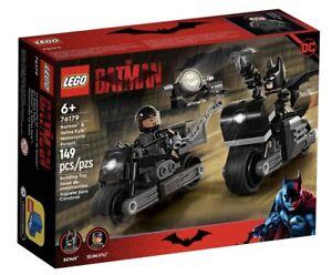 LEGO 76179 Batman & Selina Kyle Motorcycle Pursuit PRESALE FREE SHIPPING