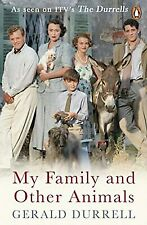 My Family and Other Animals by Durrell Gerald 0241977622 The Fast