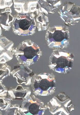 50 Swarovski Crystal Alexandrite Rose Montees 12SS - 3mm Prong Sew On SM3