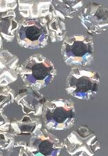 36 Swarovski Crystal AB Rose Montees 12SS 3mm SM6