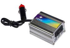 HYPER PRATIQUE! CONVERTISSEUR 12V=>220V 80W! SUPER COMPACT ROBUSTE PUISSANT