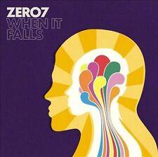 When It Falls by Zero 7 (CD, Mar-2004, Elektra (Label))