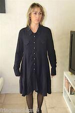 vestido blusa lana viscosa M & FRANÇOIS GIRBAUD talla M (38-40) NUEVA ETIQUETA