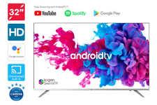 "Kogan 32"" LED SmarterTV™ (Android TV™, Smart TV)"