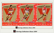 2012 AFL Teamcoach Trading Cards Prize Team set Sydney (3)