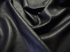 STIRA PU jersey-crocodile skin-black - Abito fabric-free P&P