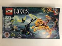 LEGO 41192 Elves Azari & the Fire Lion Capture - Brand New Sealed