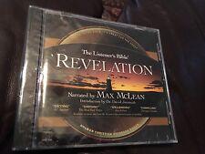 Revelation Max McLean Audio CD - THE LISTENER'S BIBLE