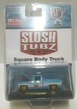 M2 MiJo Slosh Tubz Square Body Truck 1975 Chevrolet Silverado Chase 350 VHTF