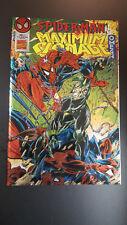 Spider-Man Maximum Clonage: Omega #1 Aug 1995 Marvel