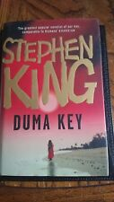 Stephen King - Duma Key - 1st UK Hardback,  1st printing - 2008