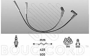 Citroen Visa 0.6. Bougicord 3140 OE Quality Plug Lead set