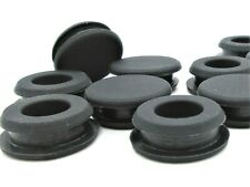 """3/4"""" Grommet Without Hole 1"""" Od Blind Panel Plug Fits 3/16"""" Thick Materials"""