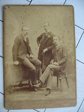 photographie par EUGENE PIROU -  ORIGINALE ANNEES 1880