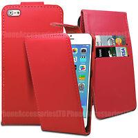"For Apple Iphone 6 Plus 6SPlus 5.5""-Wallet Case Leather Cover Flip+Screen Guard"