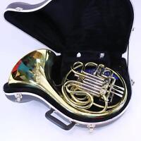 C.G. Conn Model 6D Artist Series Double French Horn DISPLAY MODEL