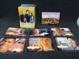 2004 Inkworks Smallville Season 3 Complete 90 Base Card Set (1-90)