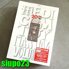 Medicom Toy Manual Volume 3 20th Anniversary Be@rbrick without Order From