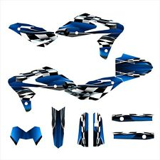 Husqvarna SM 610 graphics 2005 2006 2007 2008 2009 2010 sticker kit #2500 Blue
