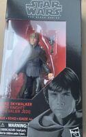 Luke Skywalker Jedi Knight STAR WARS BLACK SERIES Walmart Exclusive 🔥SOLD OUT🔥