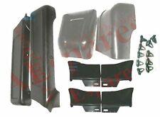 Suzuki Samurai SJ Long Body F/R Bumper Cover Rocker Corner Side Moulding Set
