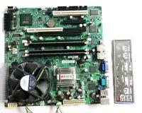 Supermicro X7SBL-LN2 Server Motherboard Intel Q8200 CPU 6GB RAM Fan mATX LGA775