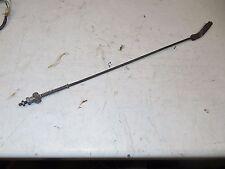 honda vt500c shadow 500 rear back brake pedal rod linkage vt500 85 86 1985 1986