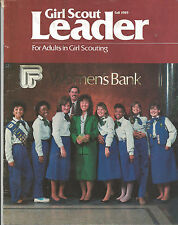 Girl Scout Leader Magazine - Fall 1989