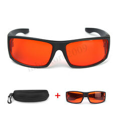 Colorblindness Corrective Glasses Best for Red-Green Color Blind Care w/