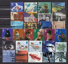 Great Britain - 28 diff used 1999-2003