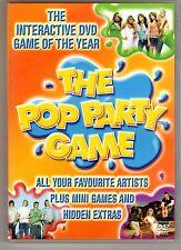 (GU997) The Pop Party Game, Interactive DVD - 2006 DVD