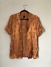 River Island Satin Shirt