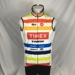 Large Castelli Thermal Timex Cycling Vest
