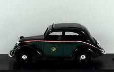 Brumm Fiat 508C Berlina 1100 1937-39 R62 Milan Taxi Excellent & boxed 1:43
