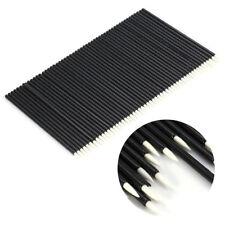 50PC Disposable Eyeliner Brush Eyeshadow Applicator Eyes Makeup Cosmetic Tool AF