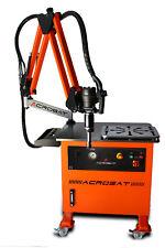 Gewindeschneidmaschine Gewindebohrmaschine Gewinde Hydraulisch M5-M24 hydraulik